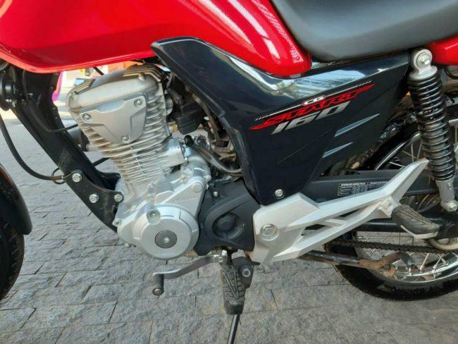 Honda CG 160 START 2021