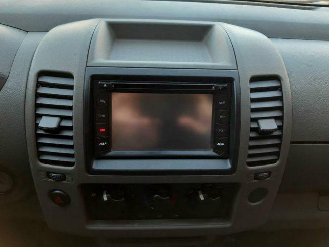 Nissan Frontier XE 2.5 4X2 2011