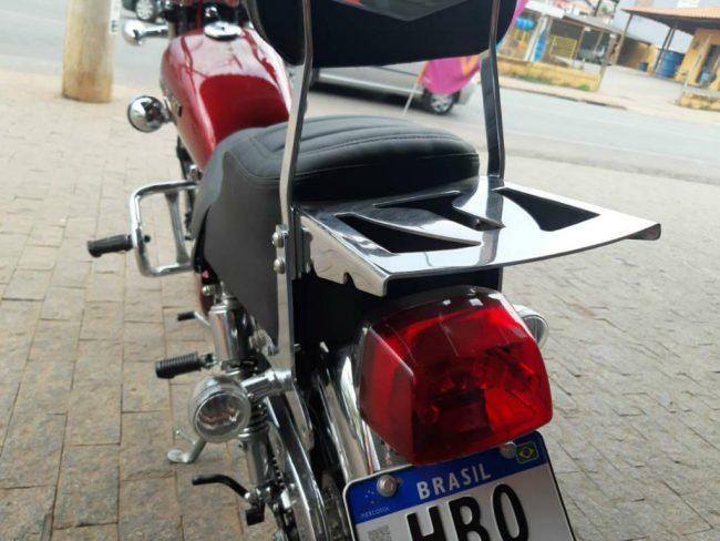 Suzuki Intruder 125 INTR 2007